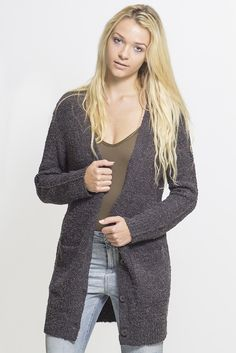 Knit The Town Cardigan