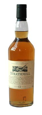 Strathmill 12 Year Old Flora and Fauna