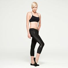 Take a bold step forward and make your mark in the all new limited edition Nova Viper Capri. The incredible fit of our famous Nova Tight now with a sleek edgy python print. Body hugging sport fabric, wide waistband and low-rise (but not too low) fit. Inseam 23 Note: This item is individually hand printed. Variations in print are a normal characteristic of this garment. Best for: running, x-training, racing and not...