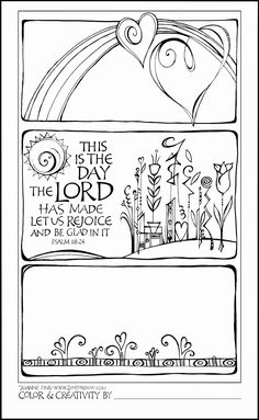 Religious Coloring Books for Adults Lovely Free Christian Coloring Pages for Adults Roundup Joditt Designs Bible Coloring Pages, Adult Coloring Pages, Coloring Books, Scripture Art, Bible Art, Scripture Doodle, Doodle Design, Bibel Journal, Bible Doodling