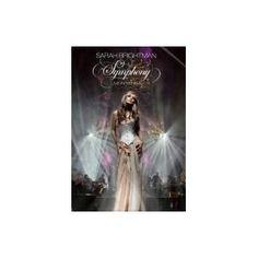 サラ・ブライトマン『シンフォニー/DVD+CD』