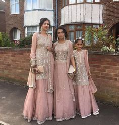 Step By Step Children S Clothing Pakistani Bridal Dresses, Pakistani Outfits, Indian Dresses, Indian Outfits, Bridal Lehenga, Chica Cool, Desi Clothes, Mehndi Clothes, Bollywood Outfits