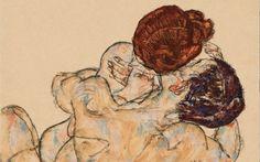 Schiele fue uno de los artistas más representativos del siglo XX debido a su trabajo como expresionista. Luego de llegar a Viena dejó una aportación de 2500