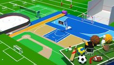 Ball Games - Ultimate Sport Package has just been added to GameDev Market! Check it out: http://ift.tt/1jpkWxH #gamedev #indiedev