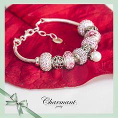 La vera bellezza, dopotutto, consiste nella purezza. #charmatjewelry www.charmantjewelry.com