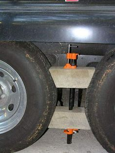 RV wheel Chocks 3