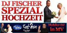 DJ FISCHER SPEZIAL STRALSUND RÜGEN HOCHZEIT GEBURTSTAG WEIHNACHTSFEIER M...