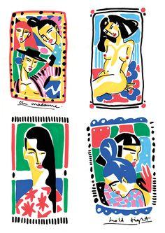 Lynnie Zulu | Central Illustration Agency