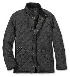 Barbour Chelsea Sportquilt Light Jacket For Men