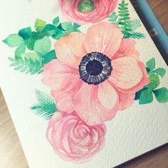 • 머리 굴리기 귀찮아서  꽃 드로잉만 .. 데헷 . . Flower drawing  _ #hellenaillust #illustration #art #arts #artwork #watercolor #painting #colorful #beautiful #girl #flowers #doodle #sketch #draw #drawing #daily #수채화 #일상 #낙서 #일러스트 #그림 #드로잉 #꽃 #감성 #colorpencil #artist #artofvisuals #artoftheday #instaart #일러스트레이터