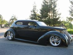 '37 Ford so BADASSSSS