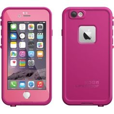 Waterproof, Dirt Proof, Snow Proof, Shock Proof LifeProof lets you take your iPhone into every adrenaline-filled adventure and back again. With frē iPhone 6 . Iphone 5s, Iphone 6 Cases, Cute Phone Cases, Apple Iphone 6, Iphone 7 Plus, Cheap Apple Products, Diy Design, Sparkle, Bling