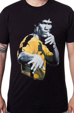 Hooowah Bruce Lee Shirt: Bruce Lee Mens T-shirt