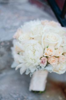 Rose & Peony Wedding Bouquet - BrookHill Florist | Photo - Ampersand Photography | Wedding on SMP: http://www.stylemepretty.com/2013/11/19/washington-d-c-wedding-from-ampersand-photography
