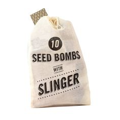 VisualLingual with seed bomb~garden accessory – Someday boutique Spread the love while hiking, hanging out in your own backyard or wherever you would like to spread some flower love.. SHOP INTO THE WOODS collection