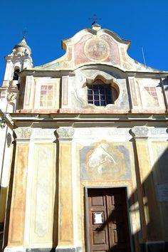 Terzorio (IM), Oratorio di Santa Maria Maddalena