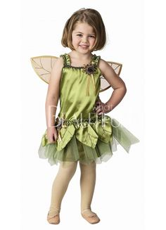 Zore Lin has lots of costumes for kids and adults and body suits of vinyl and lots of types of materials......$79.49 Garden Fairy with Detachable Wings Toddler/#Child #Costume