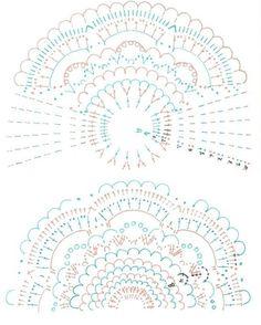 Схемы ажурных ангелов крючком. Очень красивых нежных ангелов можно связать тонкими хлопчатобумажными нитками к Рождеству или ко дню святого Валентина Angel Crochet Pattern Free, Crochet Thread Patterns, Crochet Angels, Crochet Diagram, Filet Crochet, Crochet Motif, Diy Crochet, Crochet Dolls, Crochet Flowers