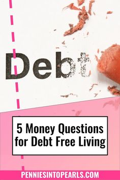 A few weeks when I was attending FinCon (financial influencers conference… sounds boring but it was actually super fun!), I had the opportunity to sit down with Sarah from Budget Girl and ask her five money questions! Debt Repayment, Debt Payoff, Debt Free Living, Financial Statement, Get Out Of Debt, Financial Success, Budgeting Tips, Money Saving Tips, Personal Finance