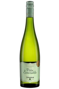 Accord cabane à sucre   Torres Vina Esmeralda: un vin espagnol demi-sec vraiment original, aux accents exotiques de litchi et de rose!