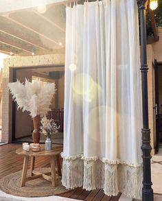 The Largest Pampas Grass Company online Boho Bathroom, Diy Bathroom Decor, Room Decor Bedroom, Cortinas Boho, Casa Cook, Pampas Grass, Window Coverings, My Room, Boho Decor
