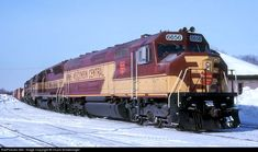 RailPictures.Net Photo: WC 6656 Wisconsin Central EMD F45 at Sault Ste. Marie, Michigan by Chuck Schwesinger