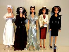 Joan Crawford Mommie Dearest Dolls: Hollywood Royalty Collection