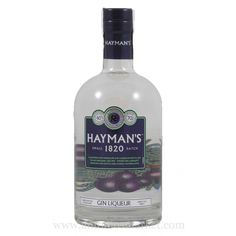 #Hayman's1820 – Highly sweet and flavorsome #gin that fulfills your palate!