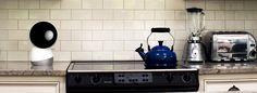 #Jibo, il robottino un po' umano che aiuta nelle faccende di casa e #impara a conoscerci.  #interiorhitech #geek #tecnologia