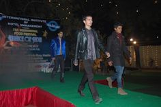 #IIHM Boys on Ramp