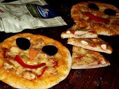 Briose pizza - CAIETUL CU RETETE