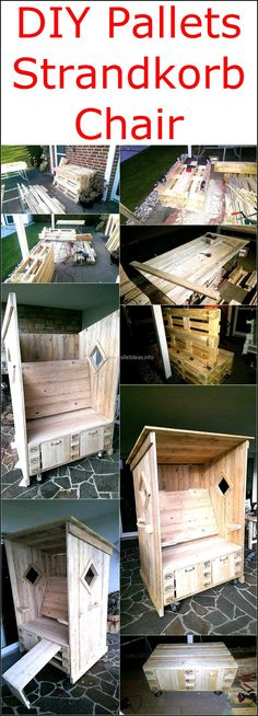 There is no limit when a person thinks of creating the items with the recycled wood pallets because it is not only used for creating the furniture, but also the decorative items. You can create the furniture for placing inside the home as well as outside such as the patio furniture and the strandkorb chair. If any person loves to sit in the sun to get the warmth in the winter season, then making a strandkorb chair is a great furniture piece to invest time and money in. It will not get…