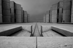 Louis Khan - Salk Institute -  La Jolla, California