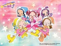 Day 1: Magical Doremi. I remember waking up every saturday morning and running downstairs to watch the 4kids dub of this.