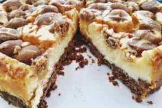Cheesecake met kruidnoten en zoute karamel 3