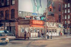 The Corner, New York, NY, 2014, EverythingWithATwist