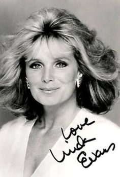 Linda Evans Linda Evans (born on November 18, 1942) is an American actress. She is known primarily for her roles on television, and rose to fame playing Audra Barkley in the 1960s Western television series, The Big Valley (1965–1969). Her most prominent role was that of Krystle Carrington in the 1980s ABC prime time soap opera Dynasty, a role she played from 1981 to 1989.