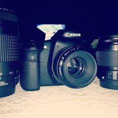 Mi juguete nuevo #canon 60D