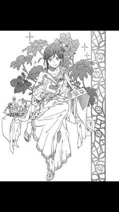 Shirayuki 。 Akagami no Shirayukihime Snow White, Ancient Magus Bride, Akagami No Shirayukihime, Character Design, Illustration, Drawings, Snow White With The Red Hair, Art, Anime Red Hair