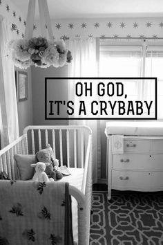 Crybaby- Melanie Martinez
