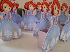 AE: Princesa Sofia - Centro de mesa
