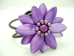 Florecilla violeta :)