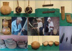 Las destrezas y habilidades desarrolladas en el arte Xinka permitieron elaborar sus propios instrumentos que hicieron de sus tareas cotidianas una labor más simple y de mayor producción gracias a su tecnología.  Clave 31