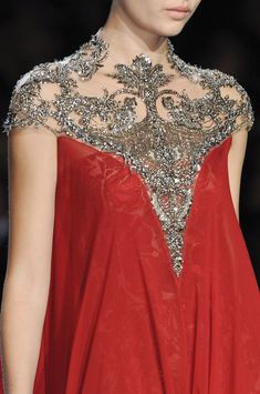 Monique Lhuillier...Fall 2013