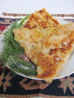 Ёка – быстрый армянский завтрак.