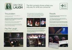 Adeevee - Teatreneu: Pay per laugh