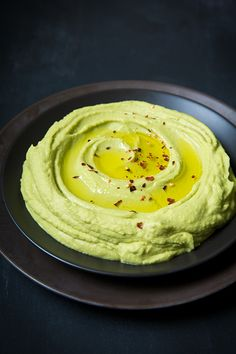 Avocado Hummus - this is the creamiest hummus I've ever had. My whole family couldn't stop eating it!
