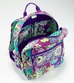 Shop for great deals on Vera Bradley backpacks and see the newest Vera Bradley Fall 2013 collection that will have you ready for back to school....