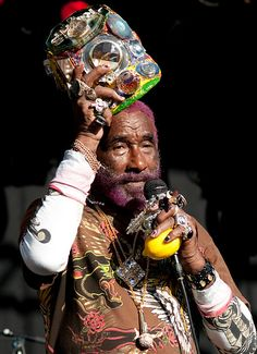 """Lee """"Scratch"""" perry.  The Baddest!"""