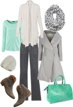 """""""looking real cool in the fall"""" by jenr8 ❤ liked on Polyvore"""